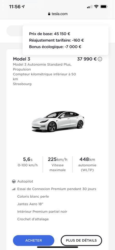 Tesla : la model 3 dévoilée - II - Page 5 Sr202110