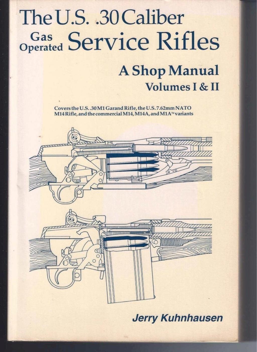 Livre technique pour M14 81hlum10