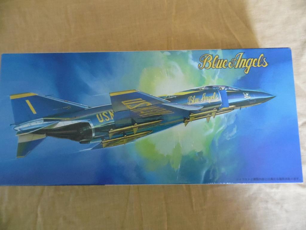 """Mc Donnell Douglas F-4J Phantom II """"Blue Angels"""" - kit FUJIMI 1/72 Sam_1410"""