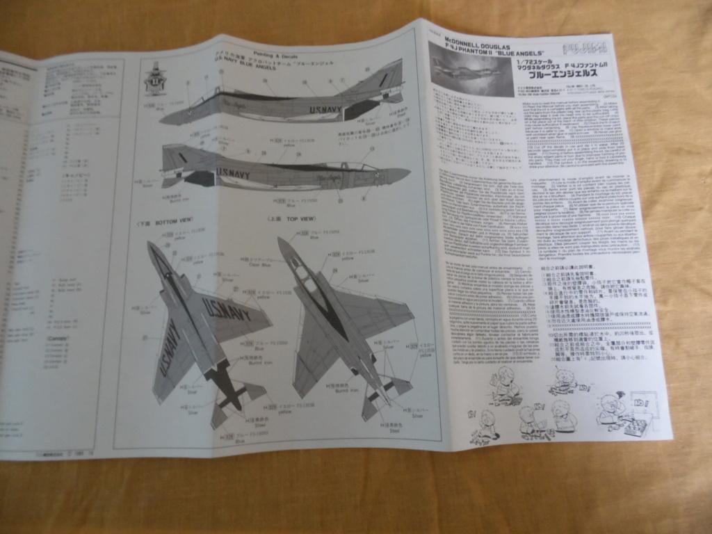 """Mc Donnell Douglas F-4J Phantom II """"Blue Angels"""" - kit FUJIMI 1/72 Sam_1412"""