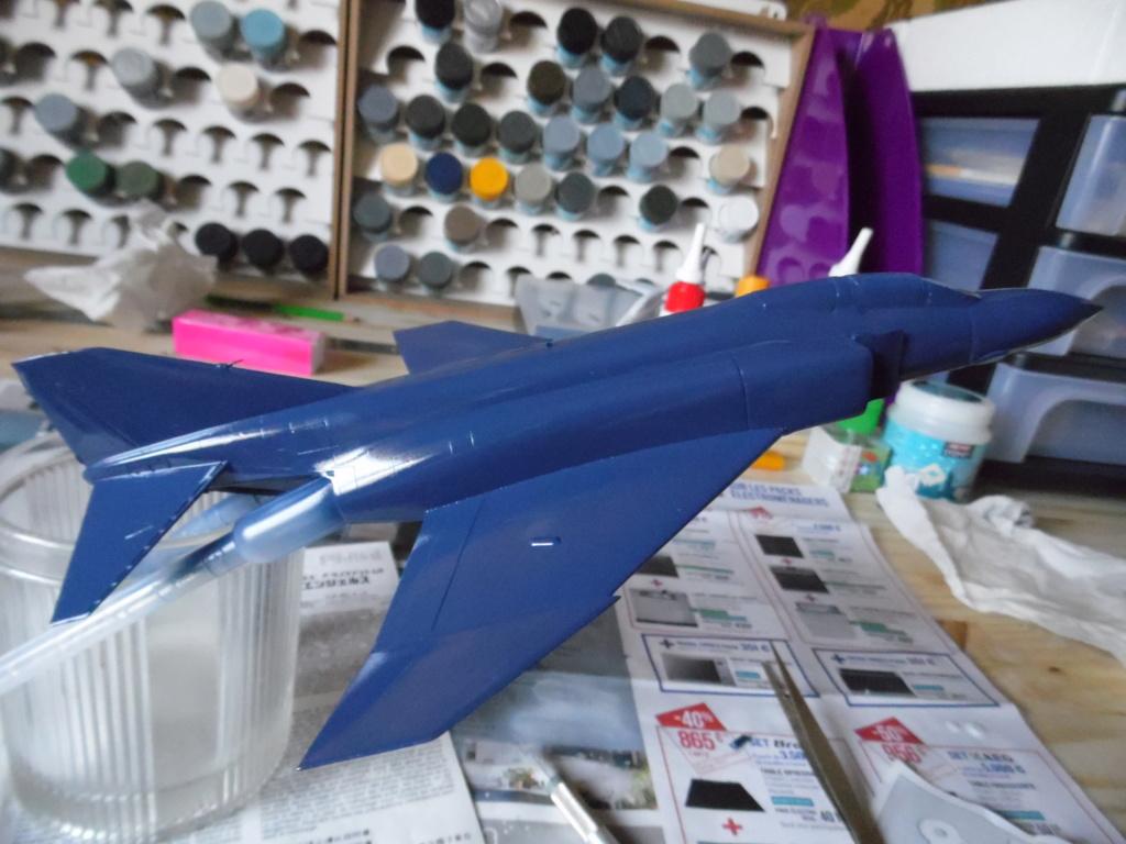 """Mc Donnell Douglas F-4J Phantom II """"Blue Angels"""" - kit FUJIMI 1/72 Sam_1420"""