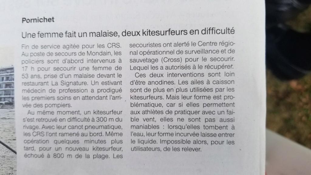 Vers l'estuaire de la Loire (Pornichet/LaBaule, St Brévin...) au fil du temps... - Page 20 20200813