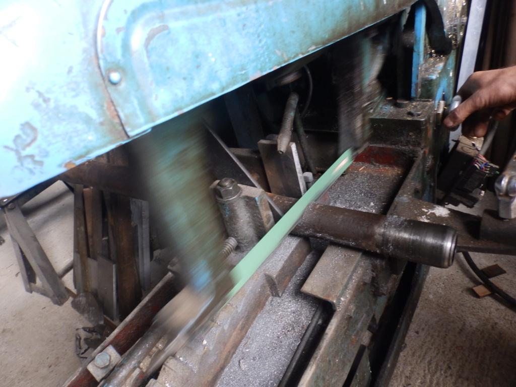 Boite synchro montée sur 201 2 paliers P1010010