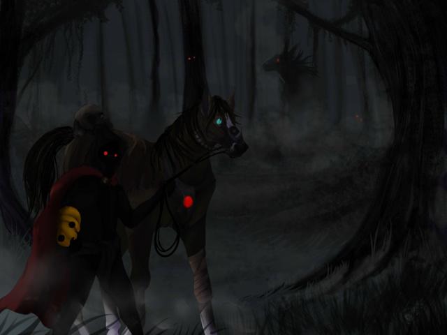 Le Bal d'Halloween - Galerie des Créatures Spirit11