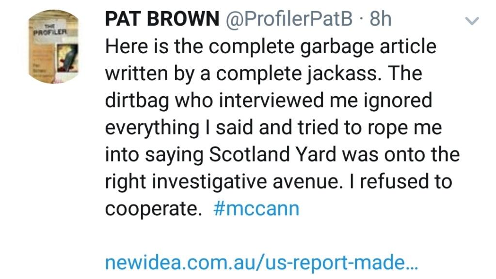 US REPORT: Madeleine McCann mystery solved Screen18