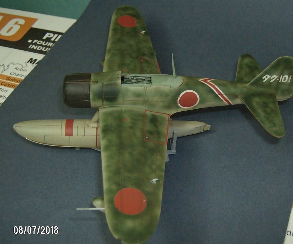 a6m2 rufe 1/48 hasegawa 00310