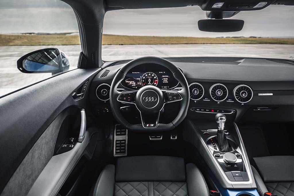 2018 - [Audi] TT III Restylé - Page 2 Auditt21