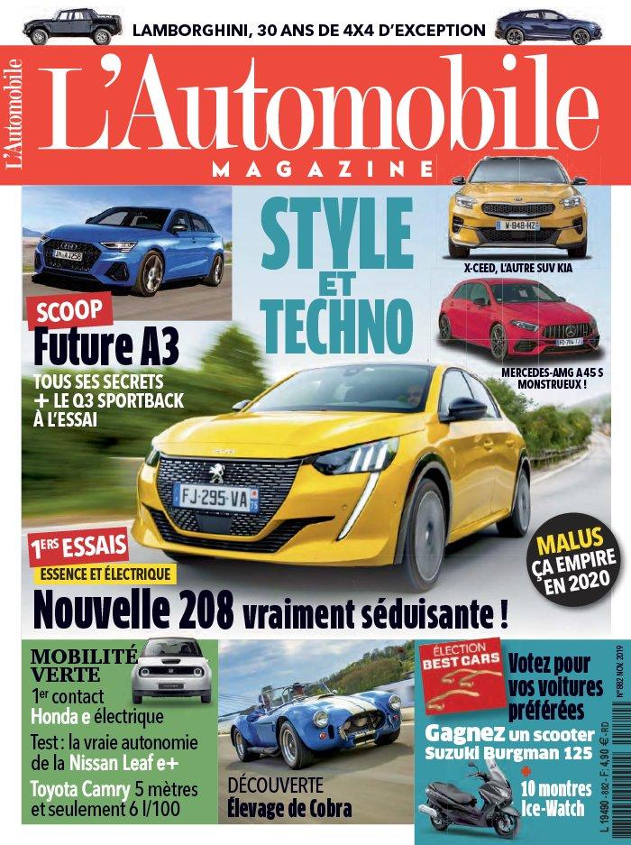 [Presse] Les magazines auto ! - Page 27 Automb10