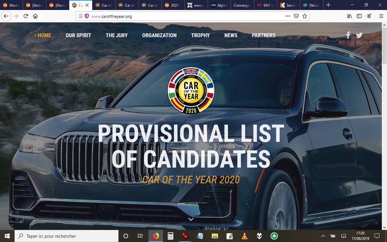 [Election] Voiture de l'année 2020  Candix10