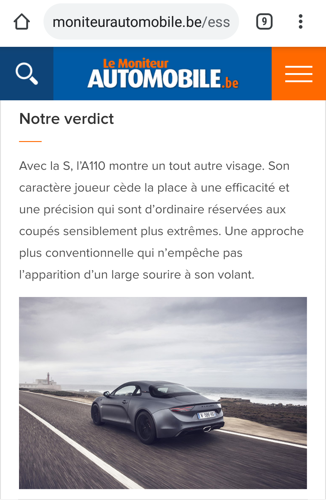 2017 - [Alpine] A110 [AS1] - Page 22 Img_2030