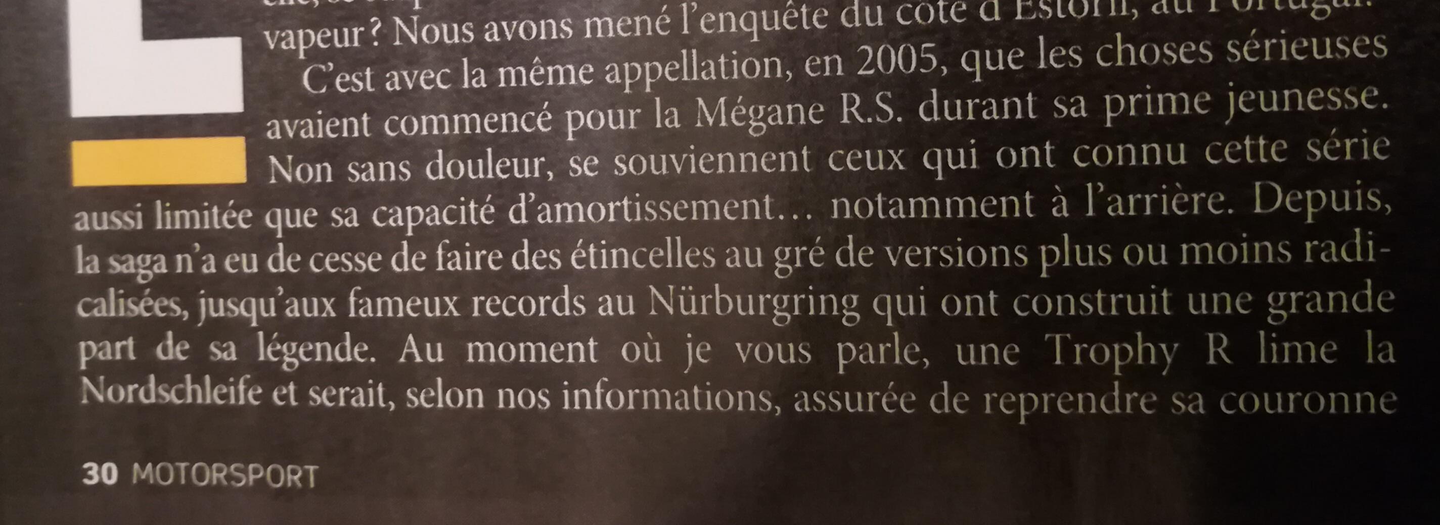 2017 - [Renault] Megane IV R.S. - Page 26 Img_2062