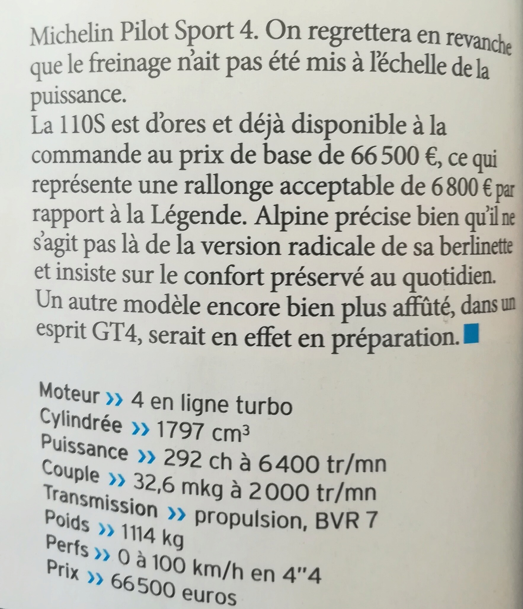 2017 - [Alpine] A110 [AS1] - Page 5 Img_2121