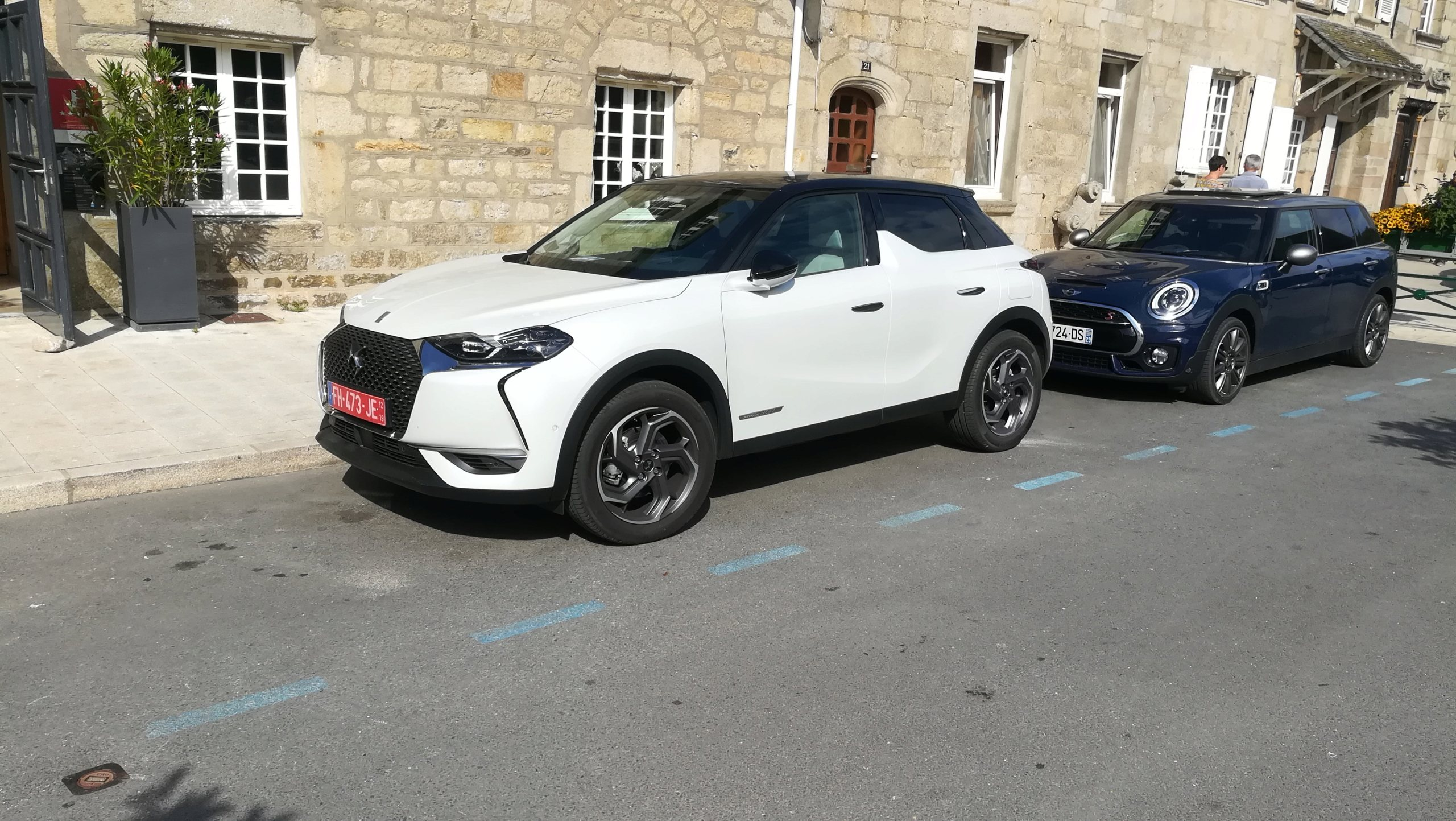 2018 - [DS Automobiles] DS 3 Crossback (D34) - Page 40 Img_2132