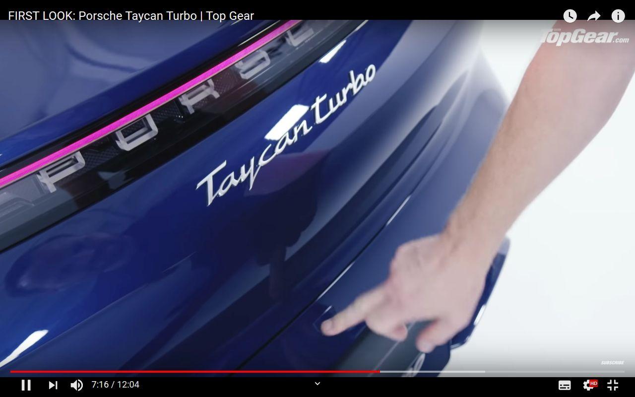 2019 - [Porsche] Taycan [J1] - Page 12 Ouvert10