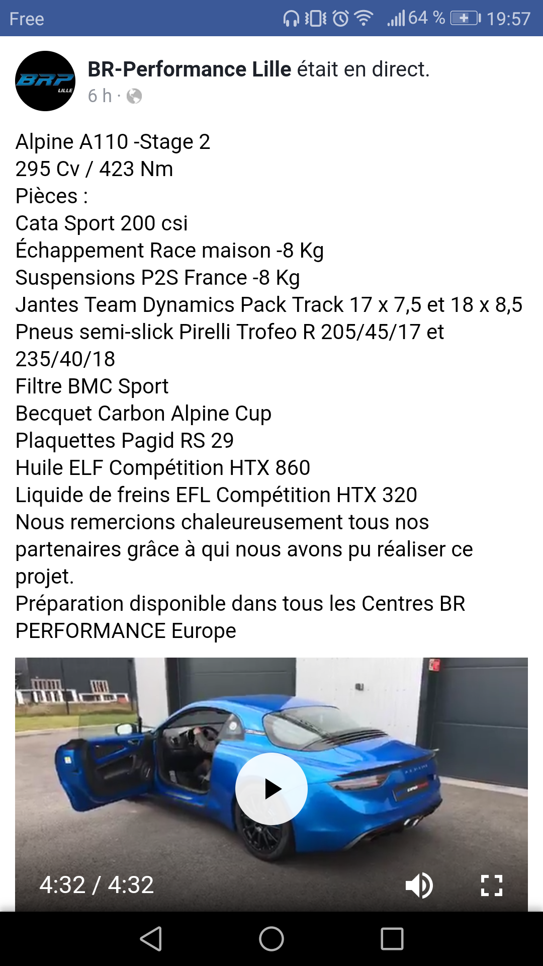 2017 - [Alpine] A110 [AS1] - Page 34 Screen13