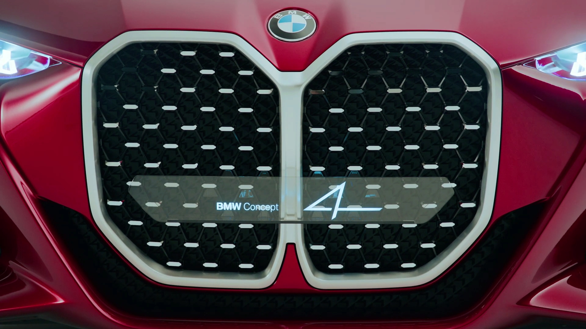 2019 - [BMW] Concept 4 Screen29
