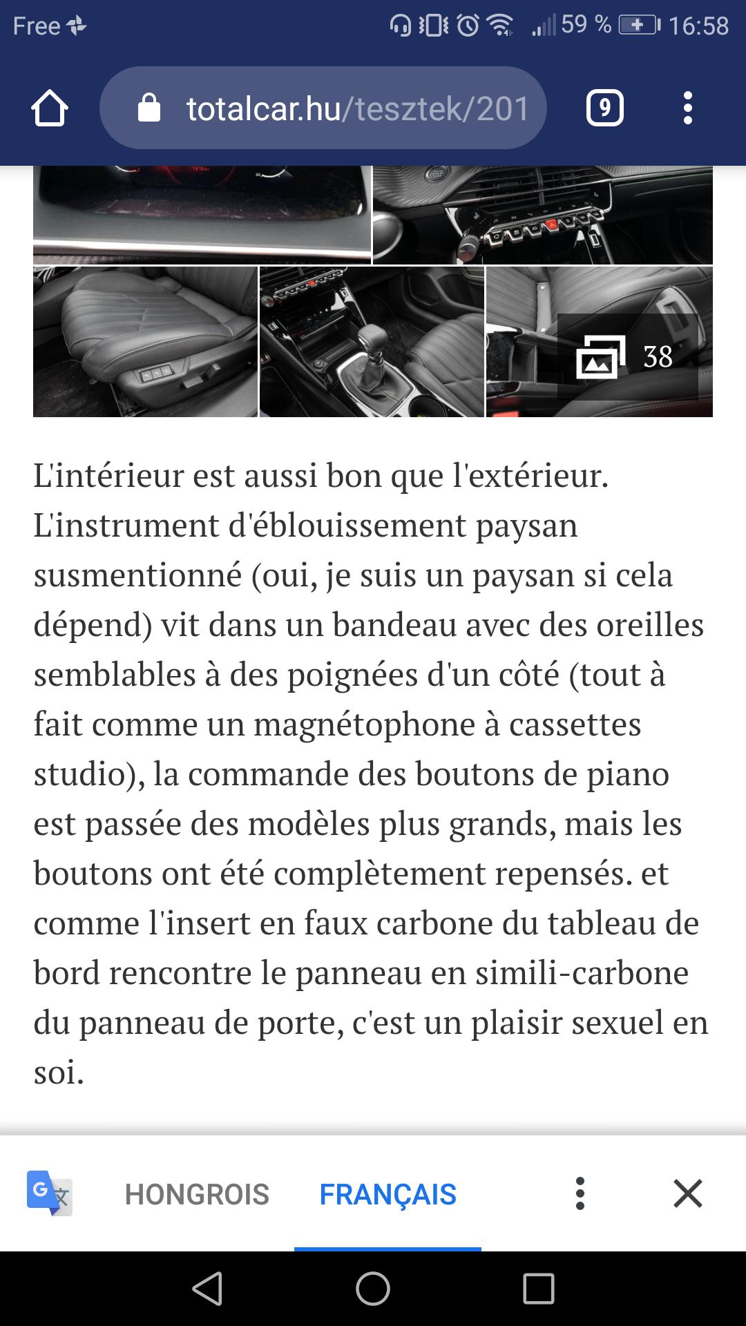 2019 - [Peugeot] 208 II (P21) - Page 2 Screen48