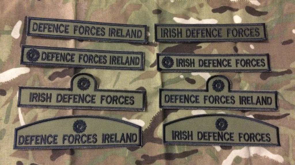 Trials Irish Defence Titles 2f4bd910