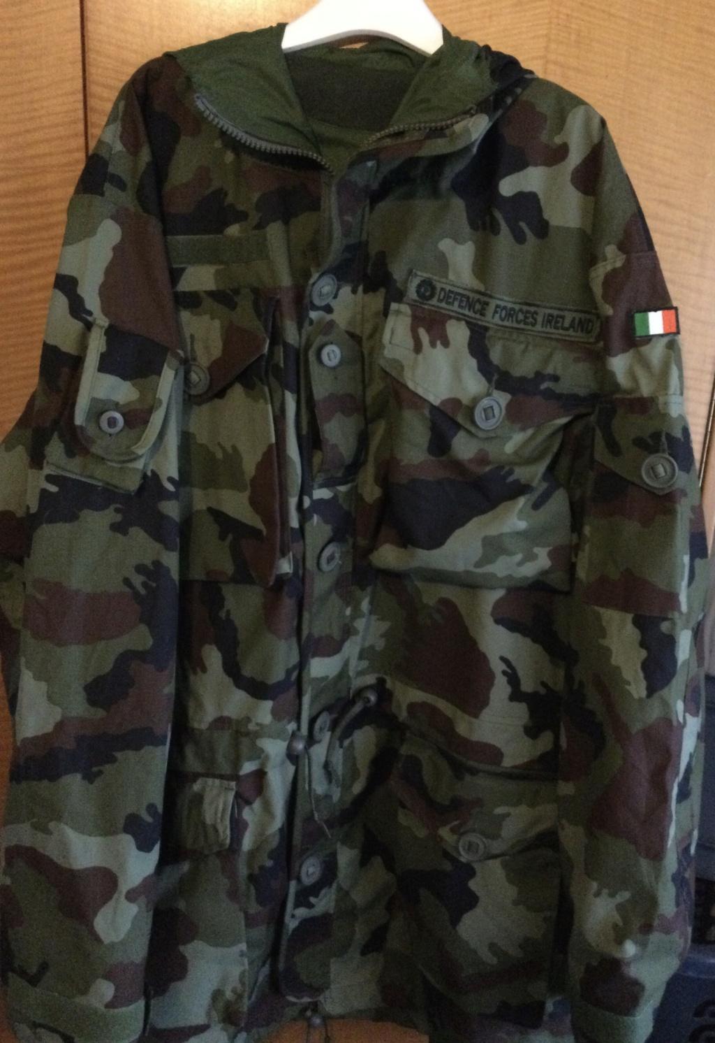 Irish Defence Force Smocks 5af1de10