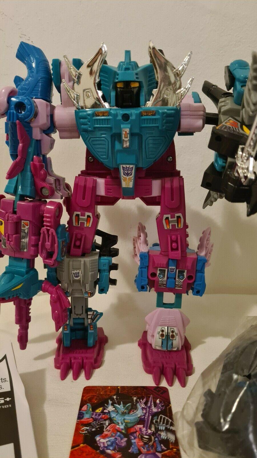 Vendo Transformers Combiner King Poseidon S-l16010