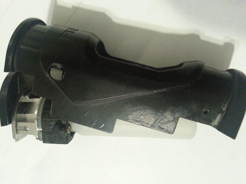 Aegis squonker réparation support de bouteille 15mise10
