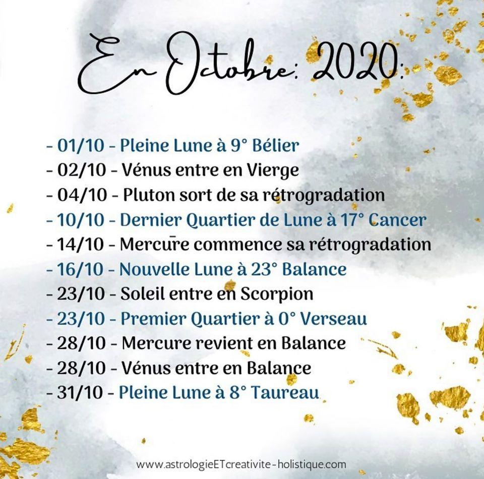 Aspects du mois d'Octobre Octobr10