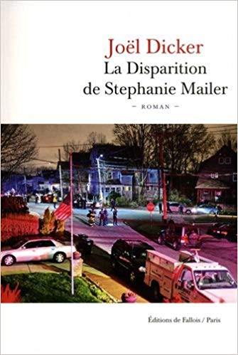 La Disparition de Stephanie Mailer 51ss6i10