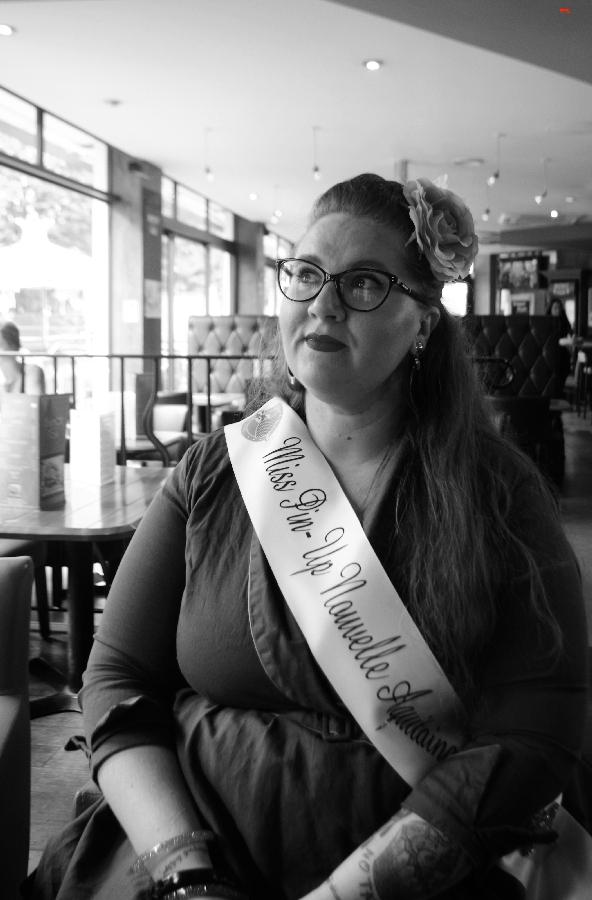 Miss Pin-up Nouvelle Aquitaine est Rochefortaise! Imgp1311