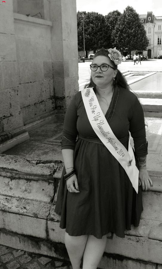 Miss Pin-up Nouvelle Aquitaine est Rochefortaise! Imgp1416
