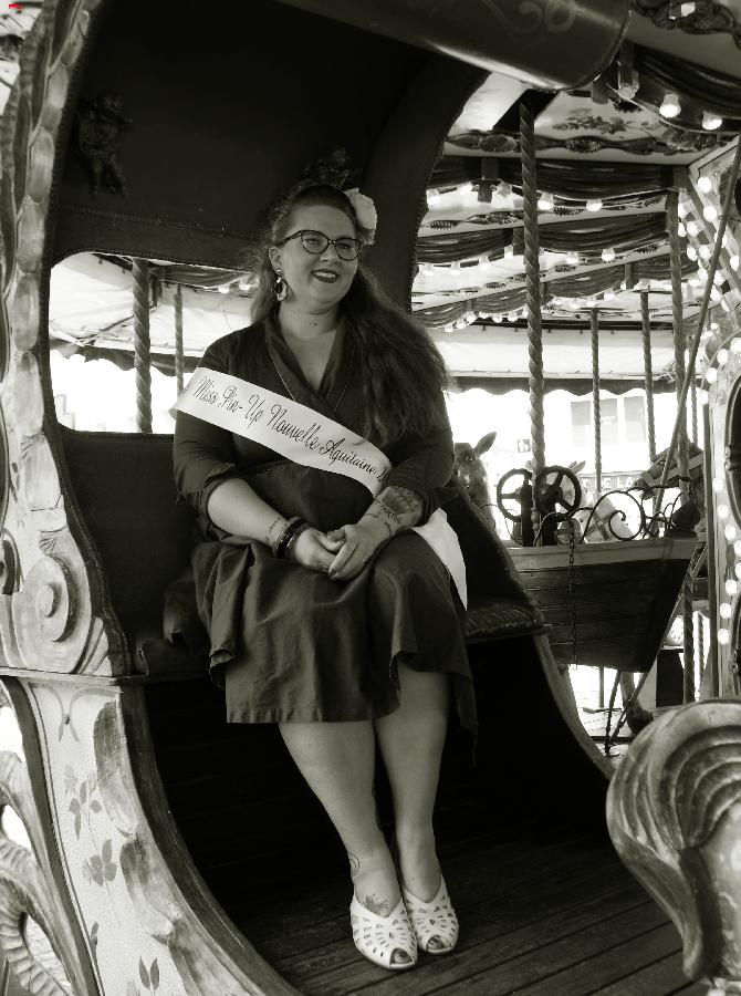 Miss Pin-up Nouvelle Aquitaine est Rochefortaise! Imgp1628