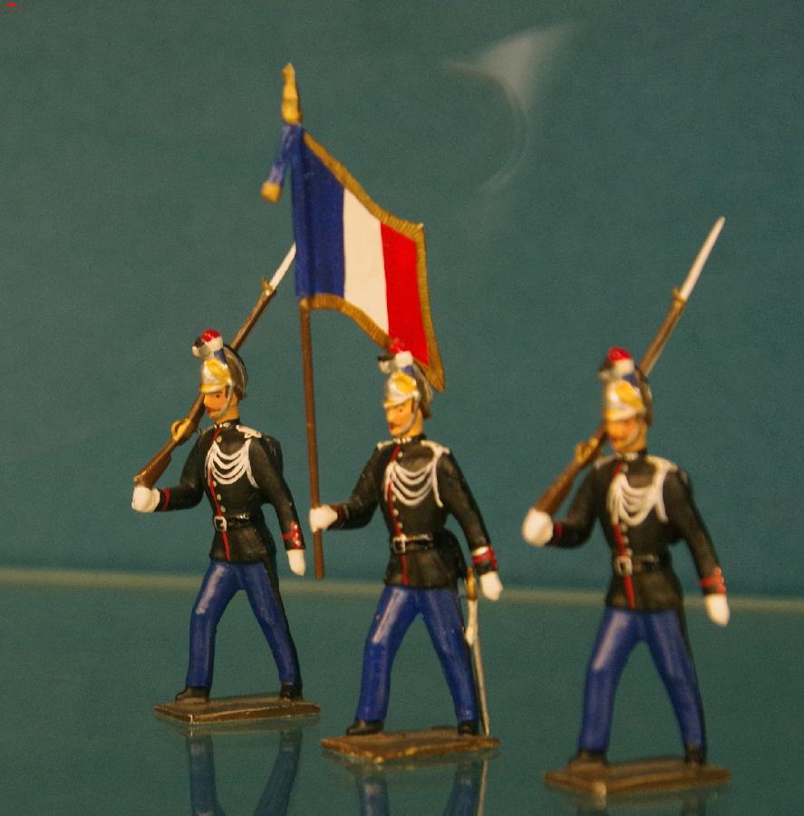 L'histoire, «La Grande Guerre des Gendarmes» Imgp3816