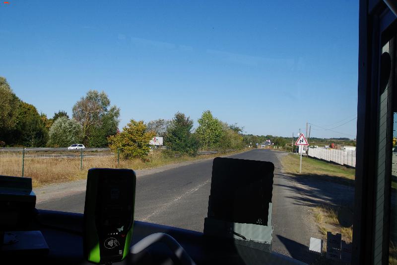 Fouras, la marée, les animaux et R'Bus Imgp8110