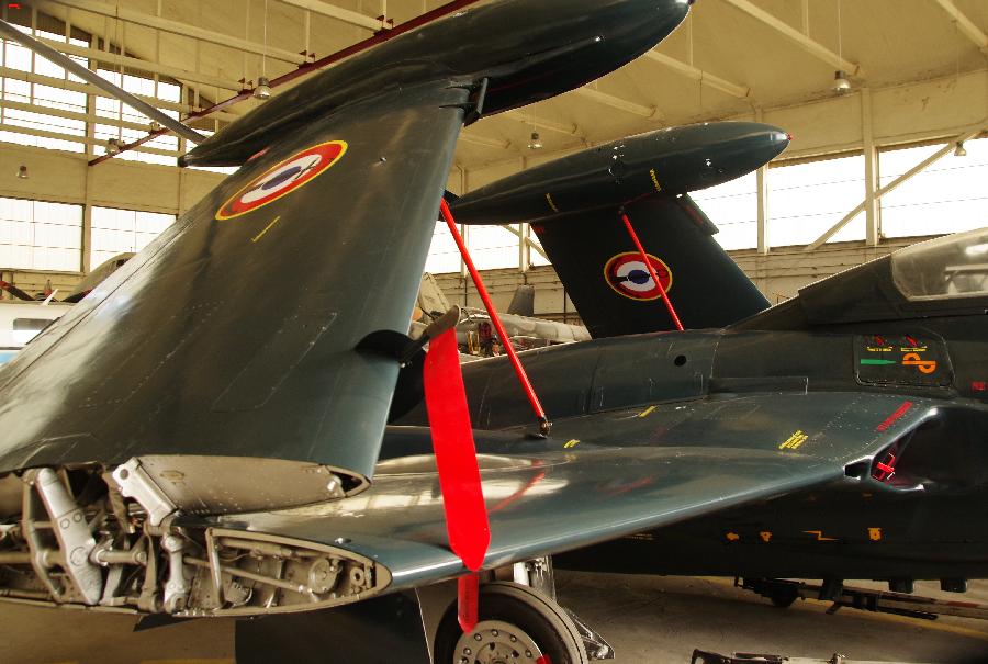Musée de tradition de l'Aéronautique navale Imgp8913