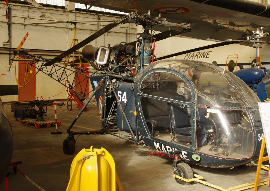Musée de tradition de l'Aéronautique navale Imgp8919