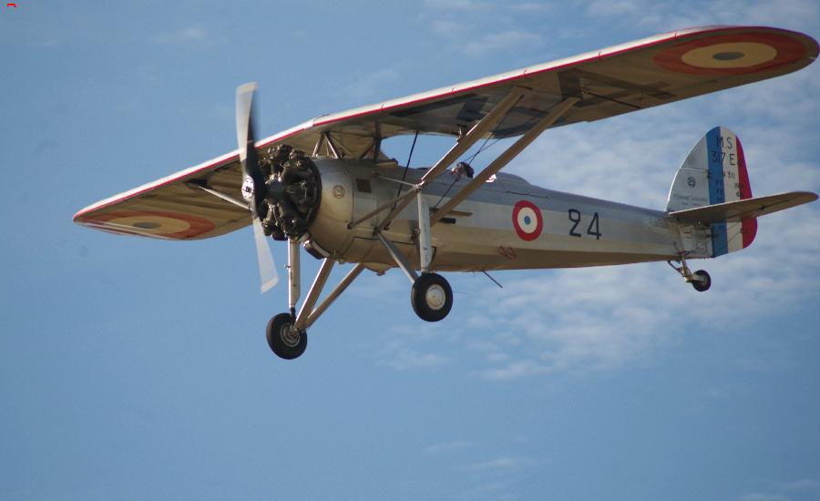 Musée de tradition de l'Aéronautique navale Imgp9125