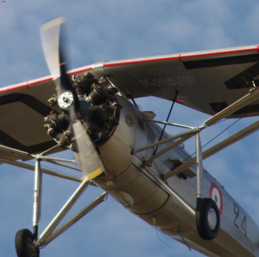 Musée de tradition de l'Aéronautique navale Imgp9231
