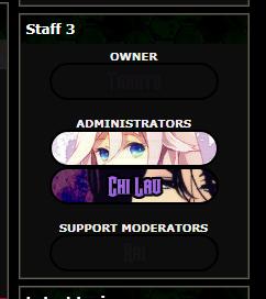 Suggestion : Staff List Widget 5444410