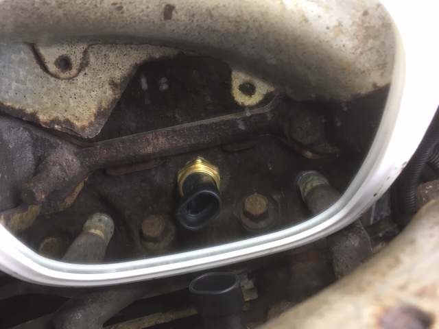 Audible signal for coolant overheating? Unknow23