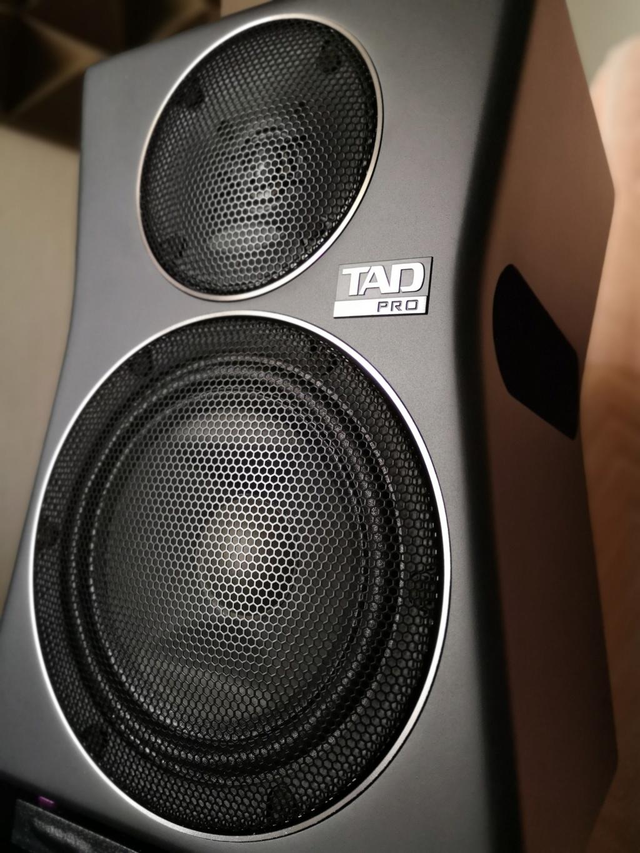TAD monitor speakers Img_2013