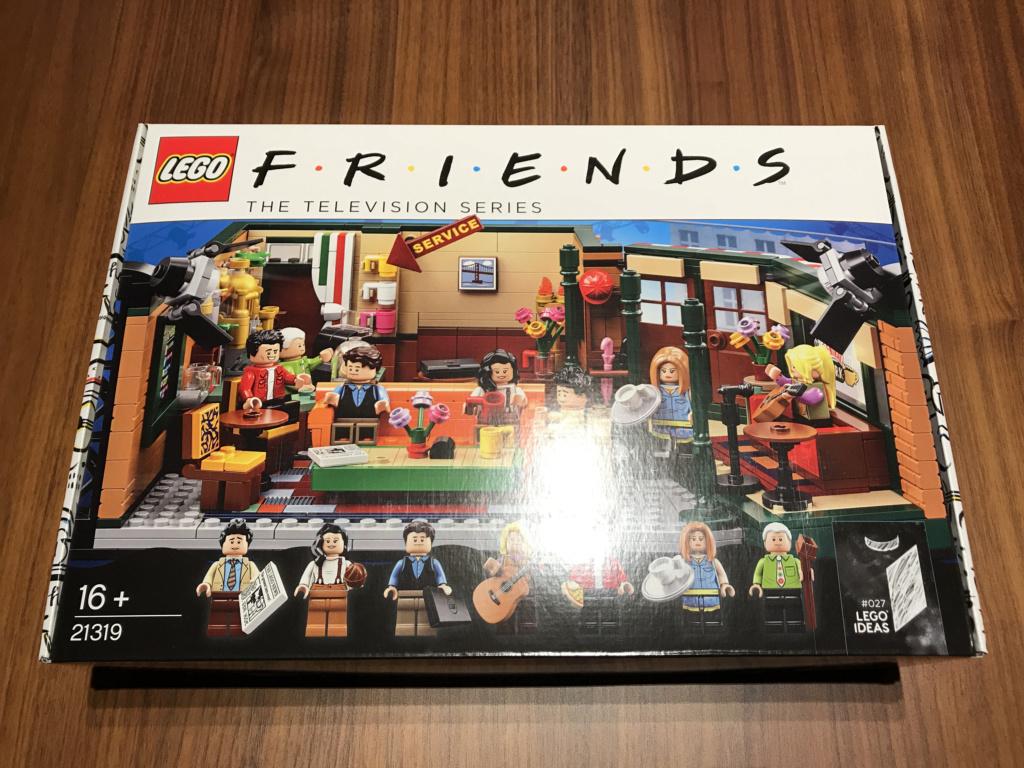 (VENDUS) LOT LEGOS city figurines vrac + nanoblocs et 1 LEGO FRIENDS CENTRAL PERK 27539710