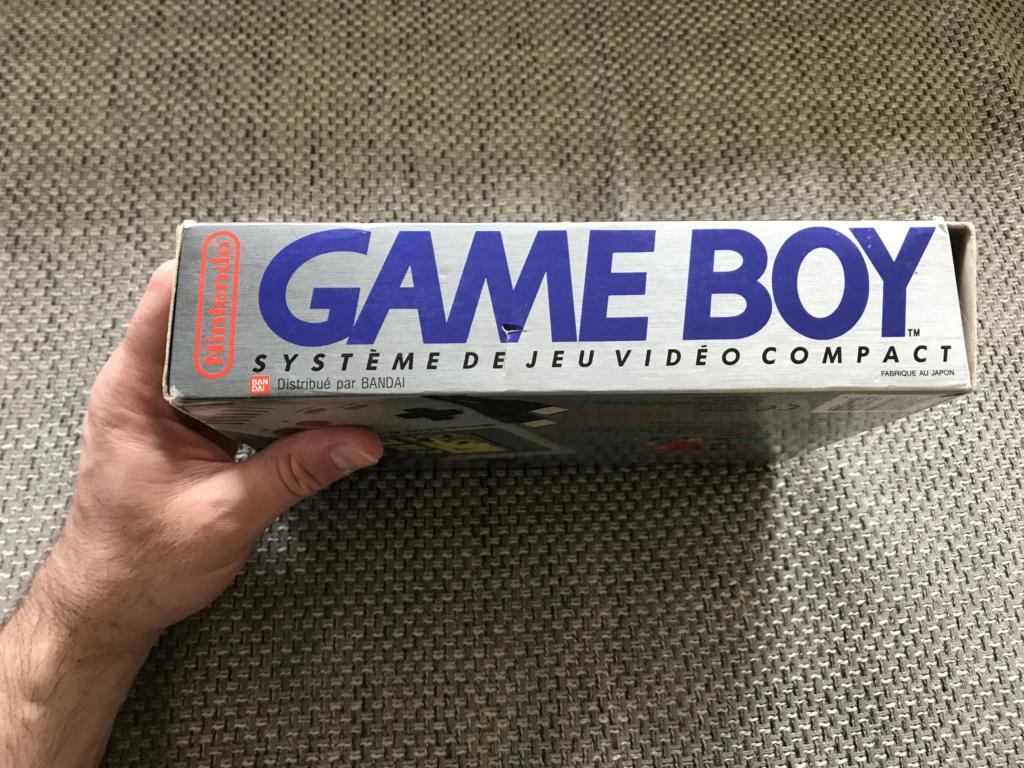 (VENDUE) GAME BOY PACK TETRIS en boite + MARIO 1 + ZELDA  // NINTENDO 64 + MARIO 64 en boite Df78a810
