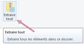 Comment Décompresser un fichier ZIP Extrai10