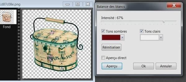 "N° 2 PFS "" Balance des Blancs "" - Page 5 Valeur10"