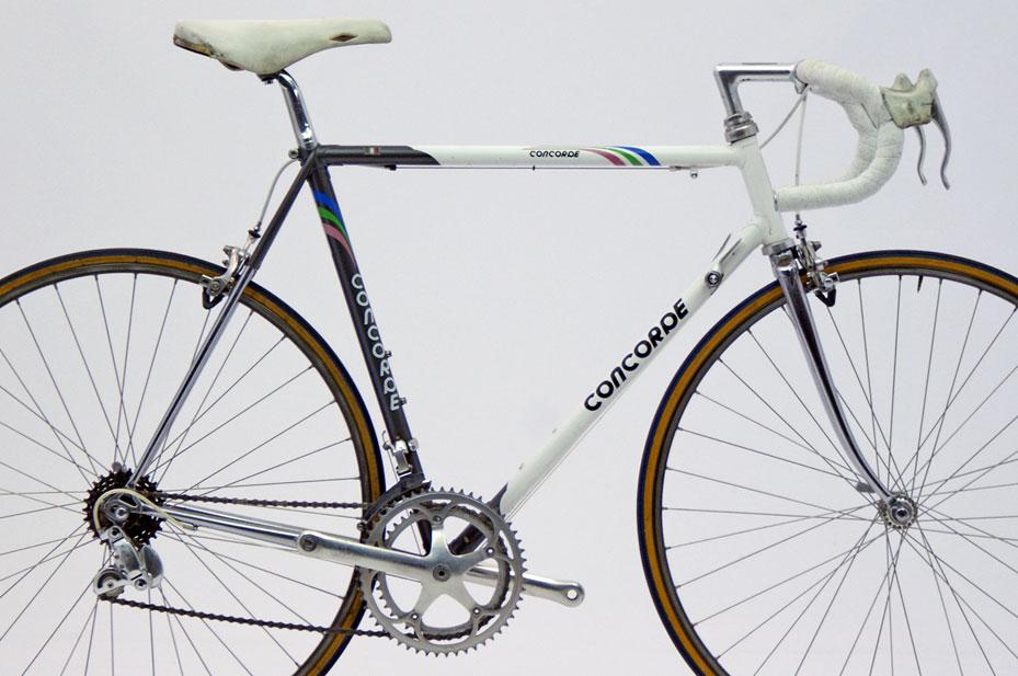 """""""Trophy"""" - cadre Columbus + équipement japonais - début annés 80 (?) Speed_10"""