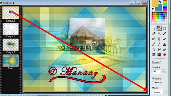 N°17 Manany - Tutorial bonnes vacances 10p10