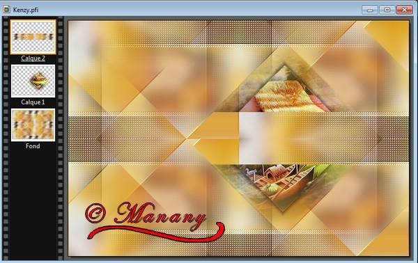 N°16 Manany - Tutorial Kenzy 1310