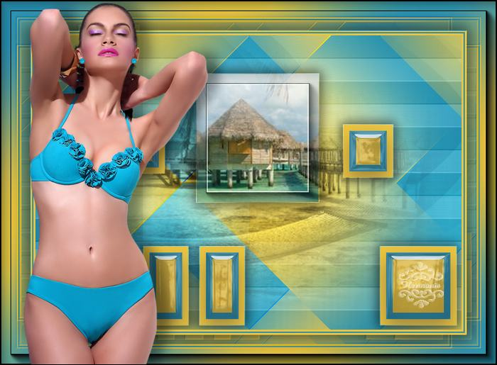 N°17 Manany - Tutorial bonnes vacances Bonnes10