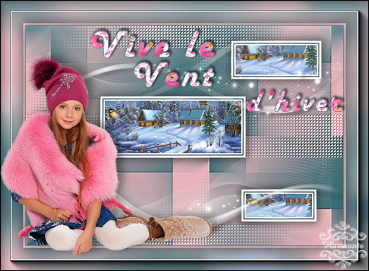 N°22 Manany - Tutorial Happy Winter Person14