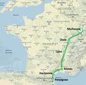 GORDON - setter 4 ans - Asso Une Histoire de Galgos (Espagne) Carte253