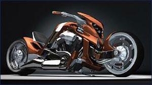 Motos , bizarres , excentriques ou barrées... - Page 2 Protot12